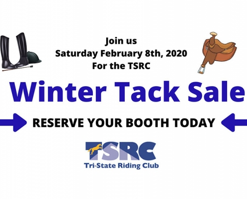 TriState Riding Club - Winter Tack Sale